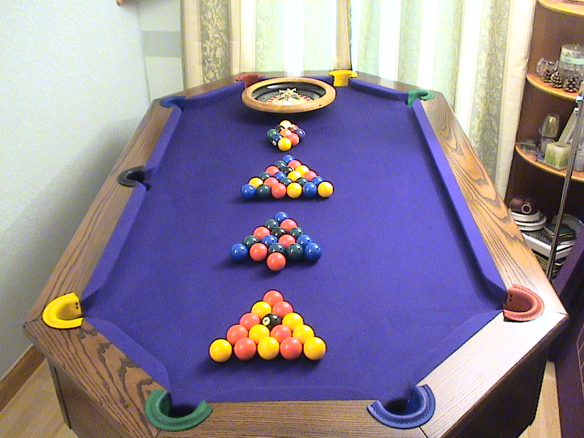 Setting Up A Pool Table Games Octapool Pool Table Poker Casino Leisure Snooker